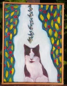 A Painting by Christine Anastasia Mason